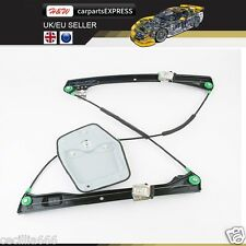 VW GOLF MK5/V 03-09 4/5 DOORS FRONT RIGHT ELECTRIC WINDOW REGULATOR WITH PLATE