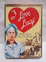 I Love Lucy - The Complete Second Season ( Dvd, 2004, 5-disc Set )