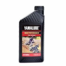 6 Bottles Yamalube 2R 2 Stroke Racing Oil 32oz 2-R quart 6 quarts
