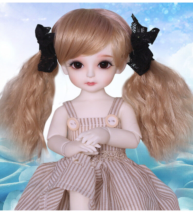 1 6 BJD Doll SD Doll Girl Kimi -Free Face Make Up+Free Eyes