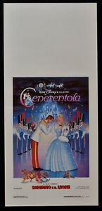 Plakat Aschenputtel Cinderella Walt Disney Donald E Die Löwe L155