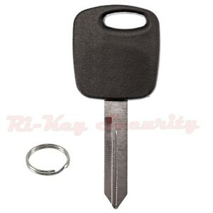 New Transponder Chip Car Blank Key Replacement For Ford Lincoln H72