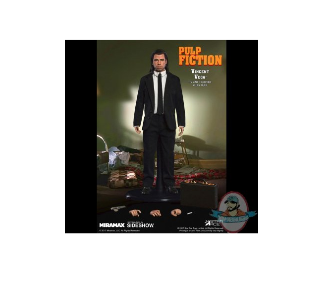1/6 Scale Vincent Vega My Favourite Movie Series Star Ace 903323