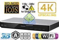 Panasonic DMP-BDT270 Blu-ray and DVD Players