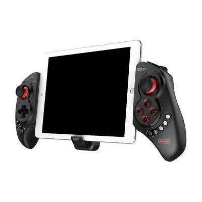 Controlador de smartphone Mando inal/ámbrico Bluetooth para videojuegos extensible para tel/éfonos m/óviles iOS y Android