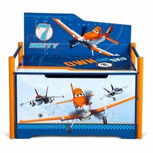 Disney-Pixar-Planes-Deluxe-Toy-Box-Bench
