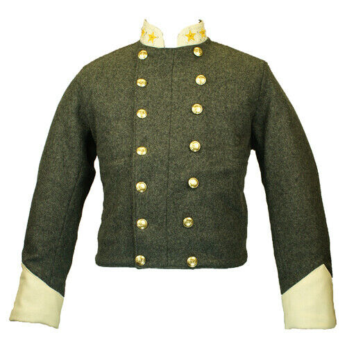 Shell Jacket - Officer SOLID Trim