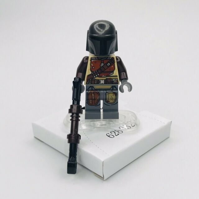 LEGO STAR WARS The Mandalorian Minifigure brand New from 75254 .