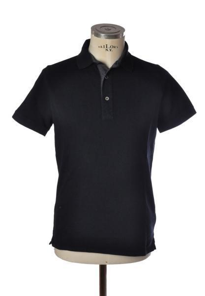 Alpha  -  Polo - Male - 54 - bluee - 1306129A162106