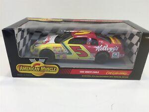 1998-Monte-Carlo-NASCAR-Terry-Labonte-Ertl-1-18-NIB-Die-Cast-Metal