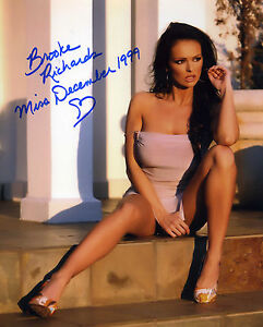 richards Playboy playmate brooke