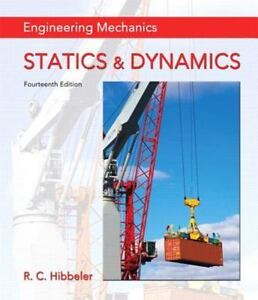 Details about Engineering Mechanics: Statics and Dynamics 14th (Russell C   Hibbeler) - PDF