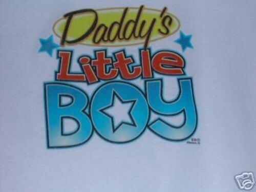 DADDY/'S LITTLE BOY Lap Shoulder Creeper sizes Newborn to 24 Months THE BEST Cute