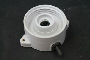 Old-Big-M-Socket-For-Lamp-Glaskolbenlampe-Lamp-Wall-E27-Porcelain-Old