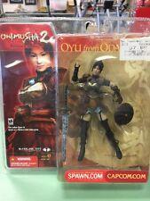 OYU From ODANI Onimusha 2 McFarlane Toys Spawn Capcom SEALED Action Figure 2002