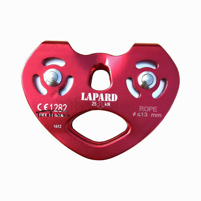 Speed Transport Pulley Climbing pulley Attachment Pulley 024009
