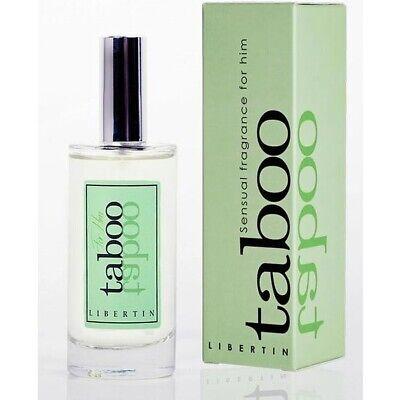 Afrodisiaco Sessuale Erotico Libertin Tabù Profumo con Feromoni per Il   eBay