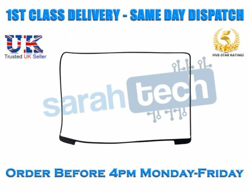 """New For MacBook Pro Retina 15/""""  A1398 LCD LED Screen Middle Frame Rubber Bezel"""