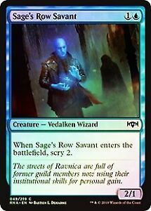 Azorius Guildgate FOIL Return to Ravnica NM Land Common MAGIC CARD ABUGames