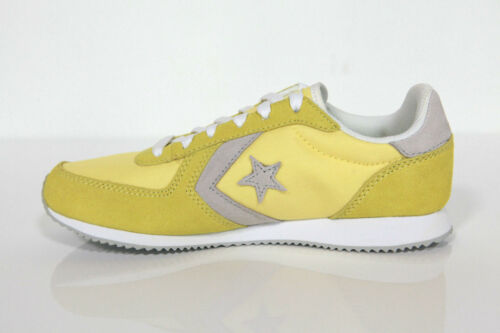 Converse Chucks Retro Gelb Sneaker Jogging Racer Star Neu All Arizona Schuhe x65dZUTw