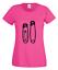 Schwangerschaft Damen T Shirt Kind Sicherheitsnadel Baby 1 Schwanger