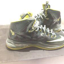 lowest price 811bc d9cbb item 6 Nike Lebron X 10 Dunkman Seaweed Atomic Green Sz 8 541100-300 -Nike  Lebron X 10 Dunkman Seaweed Atomic Green Sz 8 541100-300