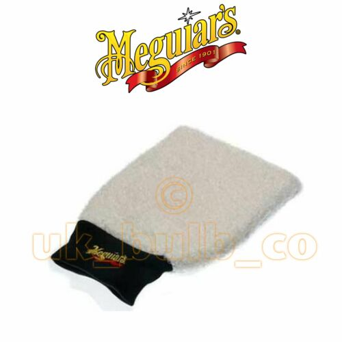 MEGUIARS Super Thick Microfibre Wash Mitt
