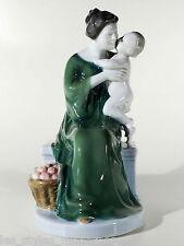 HEUBACH Jugendstil Art Nouveau Porzellan Figur ° Design Tilly v.Waldenfels 1910