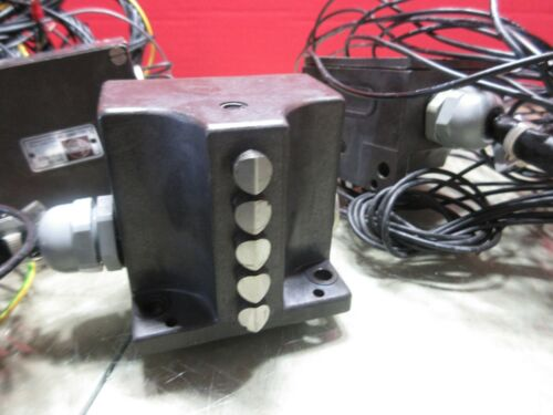 Details about  /EUCHNER LIMIT SWITCH SN05 D12-502 WITH LONG WIRES MAHO MH600E CNC MILL EACH 1