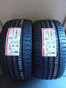 Roadstone N8000 XL 265 30 19 QUALITY TYRES BY NEXEN X 2 lifetime warranty