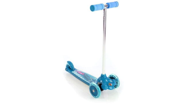 Eurotrike Twist And Roll Tri Scooter For Kids Boy - Euro Trike Blue New