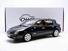 Otto Mobile 2005 Renault Vel Satis 3.5L V6 Dark Blue LE of 1250 1/18 Scale. New!