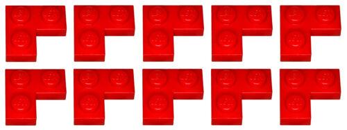 Missing Lego Brick 2420 Red x 10 Plate 2 x 2 Corner