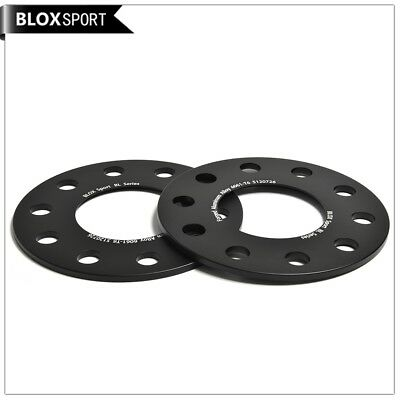 5x100 5x112 wheel spacers 2pcs 6mm thick CB57.1 wheel spacers for VW Audi