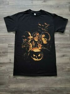 Freddy Krueger Micheal Myers Jason Mens Horror T Shirt