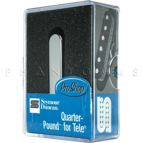 Seymour Duncan STR-3 Quarter Pound Tele Telecaster Neck Guitar Pickup Brand NEW