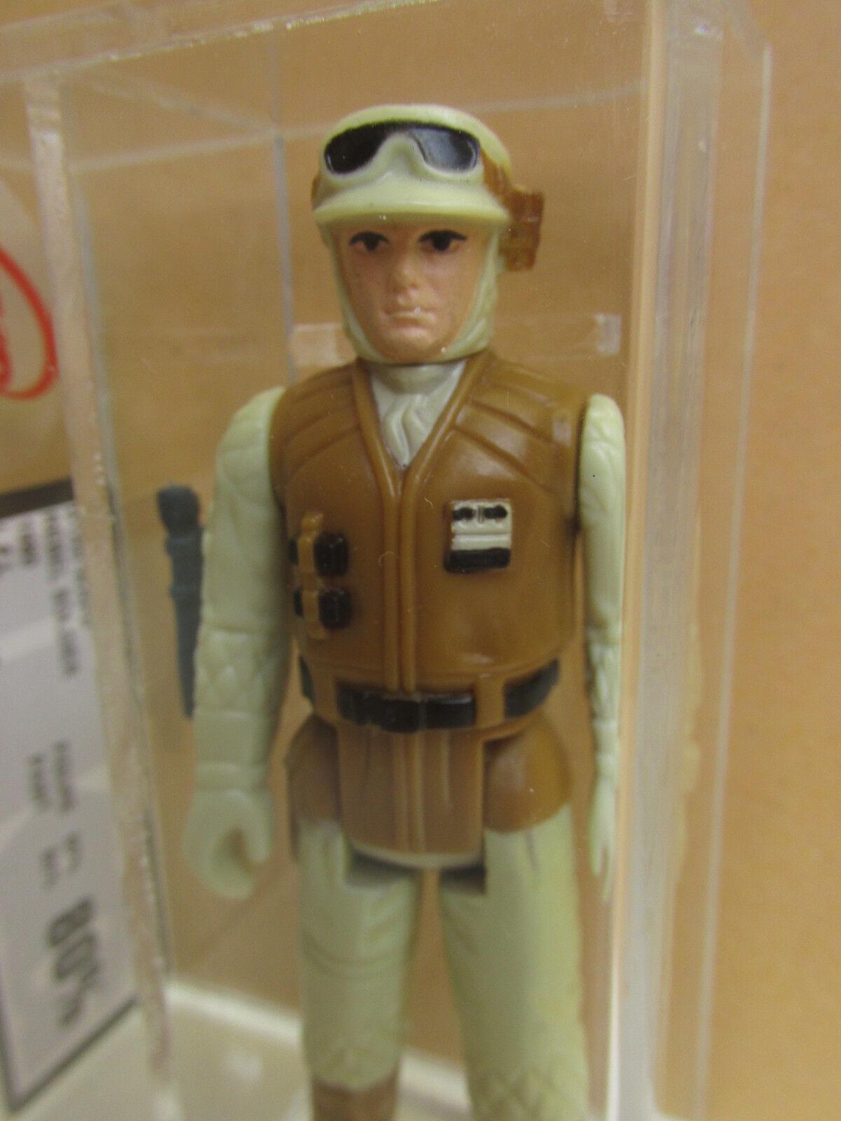 Star wars VINTAGE VINTAGE VINTAGE hoth REBEL SOLDIER ACTION FIGURE original UKG not AFA ESB 187d18