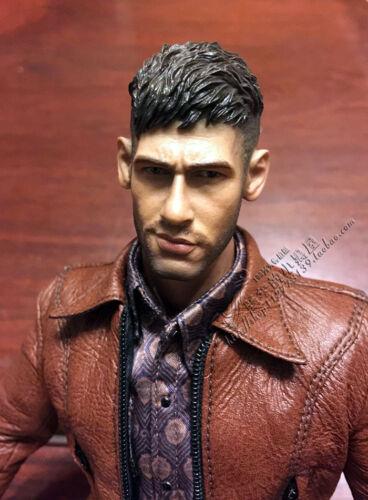 "1:6 Neymar da Silva Santos Head Sculpt Model F 12/"" Male Phicen HT Figure Body"