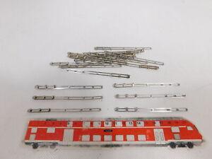 CN465-0, 5 #20x Märklin H0 7023 Metall-Ausgleichsstück For Overhead Line, Top