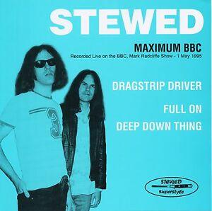STEWED-Maximum-BBC-vinyl-7-034-NEW-Mark-Radcliffe-psych-garage