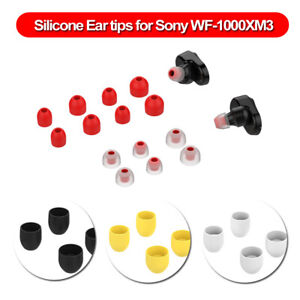 Replacement-Cushions-T200-Eartips-Earbuds-Silicone-Ear-Tips-For-Sony-WF-1000XM3
