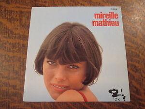 45-tours-Mireille-Mathieu-La-premiere-etoile