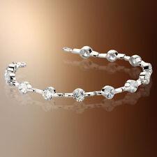 Sterling Silver - Les Bijoux Dazzling Bracelet @SOPHISTICATED@ *MSRP~$395.00*