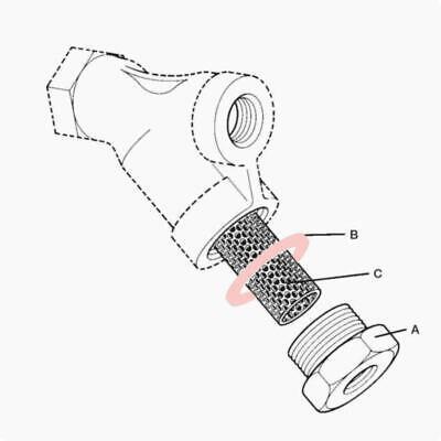 Spirax//Sarco 1A Cover Gasket for B1X /& B12X Bucket Traps
