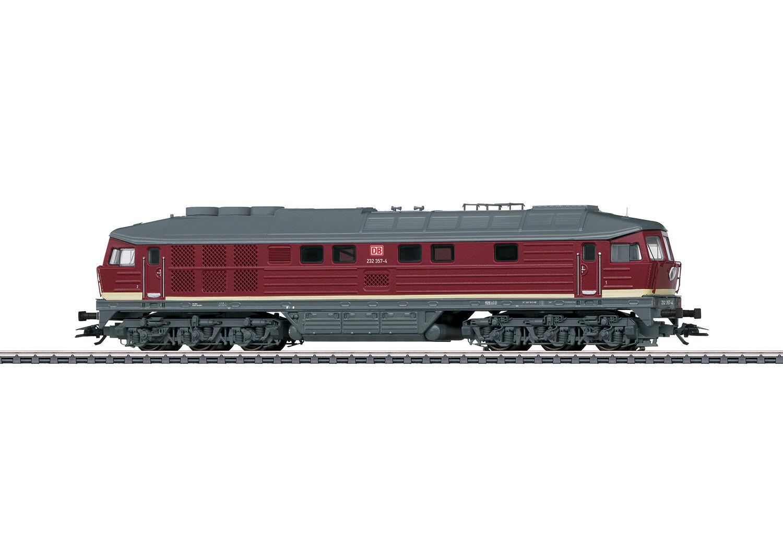 Märklin 36432 Diesellok BR 232 DB AG  Ludmilla  mfx Sound Metall  NEU in OVP