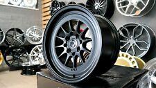 New 15 Inch 4x100 8j Et30 Jdm Apex Enkei Style Wheels For Nissan Toyota Honda