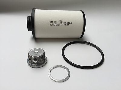 DSG Ölfilter Automatik 6 Gang Automatik Original VW Audi 02E305051C