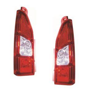 Peugeot Partner Mk2 Van 7//2008-4//2012 2 Door Rear Light Lamp Drivers Side O//S