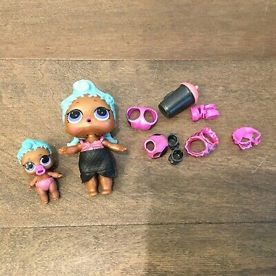 Rare Lol Surprise Doll Lil Sister LIL Pearl Mermaid Color Changing Girls Gift