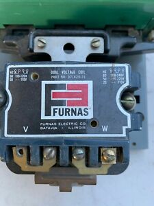14JB32 Furnas Size 4 Contactor with D71628-31 Coil